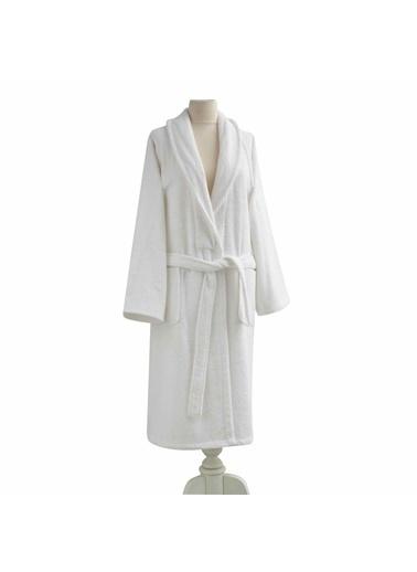 Linens Basic Bornoz XL Beyaz